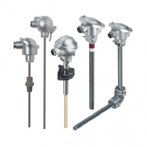 Non-contact temperature measurement  - Thermocouples and RTDs