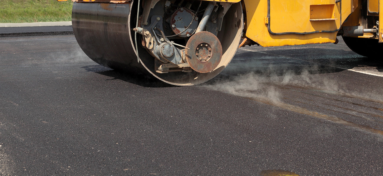 non contact thermometer asphalt