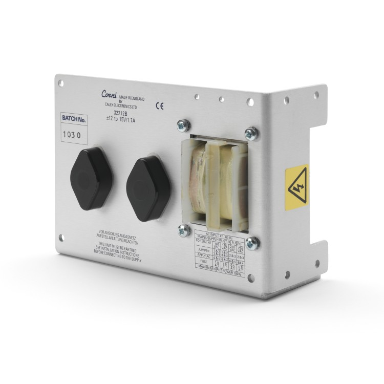 32000 Series open frame linear power supply - Pyrometer and Non Contact Thermometer specialist
