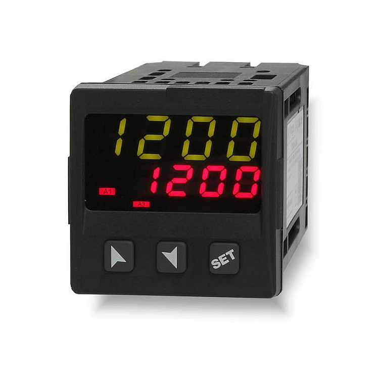 ATR243 indicating controller for infrared temperature sensors - Pyrometer and Non Contact Thermometer specialist