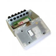 PyroNet GSM with lid open