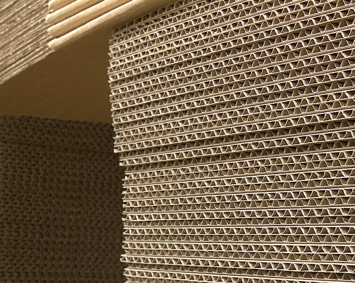 Calex infrared temperature sensors are ideal for accurate temperature measurements in corrugated cardboard manufacturing